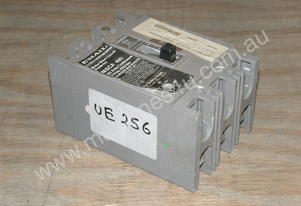 Westinghouse MSCP-480 Circuit Breakers.