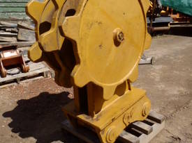 Jaws Compaction Wheels for Hire 8 to 60 Ton - picture2' - Click to enlarge