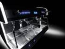 WEGA Concept 2 Group 'Greenline' Coffee Machine - picture3' - Click to enlarge