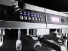 WEGA Concept 2 Group 'Greenline' Coffee Machine - picture4' - Click to enlarge