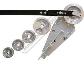 TBRD Manual Tube Bender - Round 12.7 - 28.57mm OD Round Tube Capacity,<BR>12.7 - 25.4mm Square Tube  - picture0' - Click to enlarge