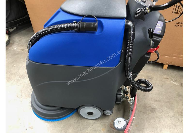 Battery Floor Auto Scrubber Dryer I18B