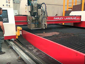 Farley Trident Plasma & BT40 Drill Machine - picture14' - Click to enlarge