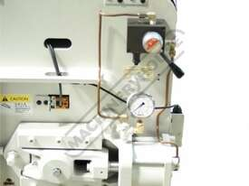 H-300HA-NC NC Double Column Metal Cutting Band Saw - Automatic Hitch Feed 300 x 300mm (W x H) Rectan - picture7' - Click to enlarge