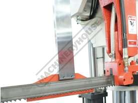 H-300HA-NC NC Double Column Metal Cutting Band Saw - Automatic Hitch Feed 300 x 300mm (W x H) Rectan - picture11' - Click to enlarge