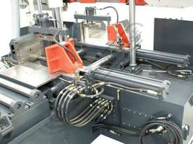H-300HA-NC NC Double Column Metal Cutting Band Saw - Automatic Hitch Feed 300 x 300mm (W x H) Rectan - picture3' - Click to enlarge
