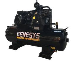 18CFM 240V 120Lt Electric Piston Air Compressor - 2 Years Warranty - picture3' - Click to enlarge