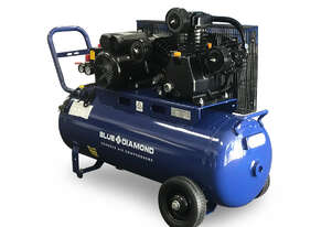 18CFM 240V 100Lt Electric Piston Air Compressor - 2 Years Warranty