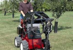 Toro Wheeled Mini Loader with Posthole Digger