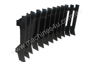 NEW HIGH QUALITY SKID STEER PUSH RAKE