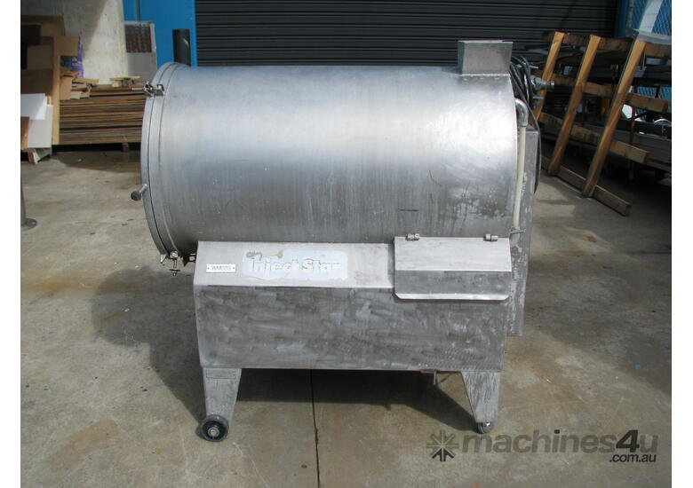 Used Inject Star Rsw100 286 Parts Washers In Broadmeadows