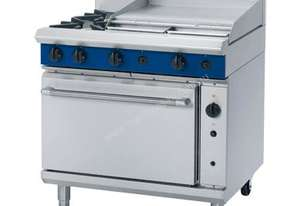 Blue Seal Evolution Series G56B - 900mm Gas Range Convection Oven