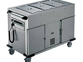 Rieber NORM-III-1-1K Food Transport Trolley