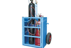 Gas Cylinder Trolley (Crane Liftable)