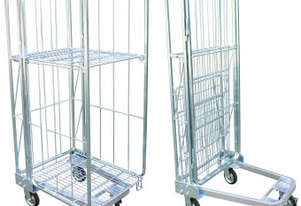 Steel Goods and Stock Trolley