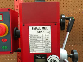 SIEG SX2.7 HiTorque Mill 750W Brushless Motor - picture1' - Click to enlarge