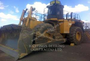 Caterpillar   WHEEL DOZER