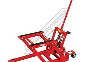MLR-680 Hydraulic ATV & Motorcycle Lifter - Frame Type 680kg Load Capacity