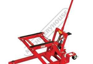 MLR-680 Hydraulic ATV & Motorcycle Lifter - Frame Type 115 ~ 420mm Lift Height 680kg Load Capacity