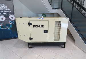 ON SALE - KOHLER KK22IV 21.5kVA STANDBY POWER DIESEL GENERATOR