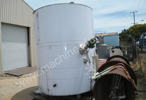 verticle tank insulated