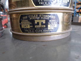 TYLER STANDARD SCREEN LAB SIEVES #A