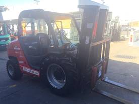 Manitou MH25-4T Buggie 4x4 Forklift Diesel 2.5Ton  - picture1' - Click to enlarge