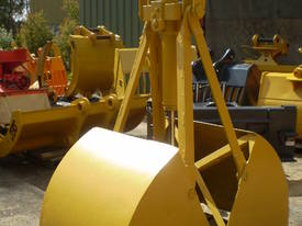 Hydraulic Clamshell Bucket CS4 - picture1' - Click to enlarge
