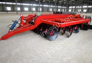 COUGAR POWER TURBO DISC INC. SEED BED MULCHER