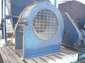 INDUSTRIAL ELECTRIC  BLOWER/ 3 PHASE - picture0' - Click to enlarge