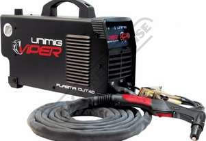 VIPERCUT 40 Inverter Plasma Cutter 12mm Steel Capacity #KUPJRVC40