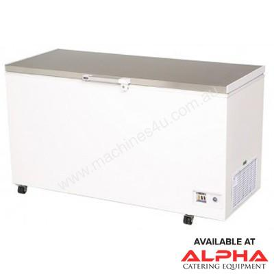 Bromic CF0500FTSS Flat Top Stainless Steel 492L Chest Freezer