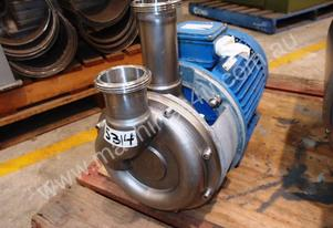 Centrifugal Pump - Inlet 75mm - Outlet 75mm