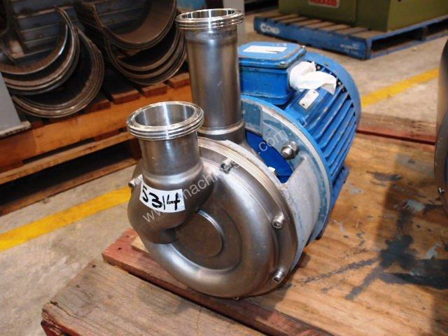 Centrifugal Pump - Inlet 75mm - Outlet 75mm .