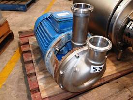 Centrifugal Pump - Inlet 75mm - Outlet 75mm . - picture1' - Click to enlarge