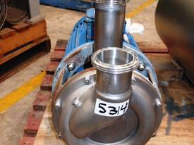 Centrifugal Pump - Inlet 75mm - Outlet 75mm . - picture2' - Click to enlarge