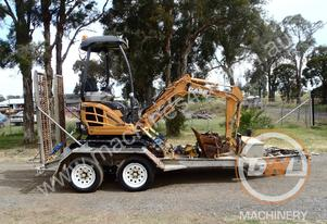 Ata Tag Tag/Plant(with ramps) Trailer