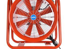 JMV Industrial Portable Ventilator Extraction Fan