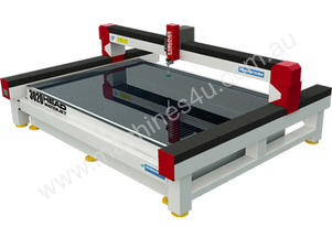 CNC 3-axis water jet cutter - gantry type 380Mpa Pump 2000mm*3000mm cutting table