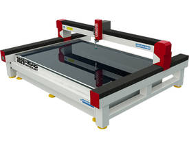 CNC 3-axis water jet cutter - gantry type