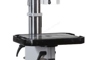 Quality Swedish Geared Head Pedestal Drill
