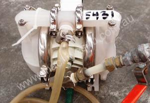Wilden Diaphragm Pump - In/Out:12mm.