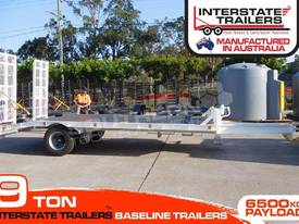 9 TON Heavy Duty Baseline Tag Trailer - picture0' - Click to enlarge