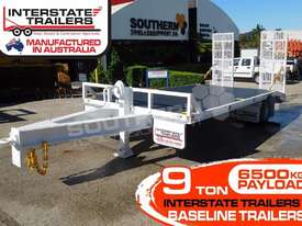9 TON Heavy Duty Baseline Tag Trailer - picture1' - Click to enlarge
