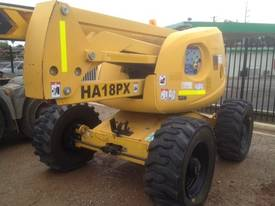 Haulotte HA18PX Boom Lift Access & Height Safe