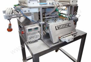 DELLEPACK NOVA - Tray Sealer (Pull out tray)
