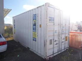 Custom 20ft Shipping Container