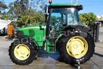 5720 Utility 4wd Tractors [80HP] #2207A
