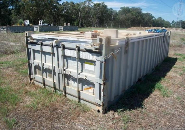 ... HEIGHT CONTAINER Shipping Container in PERTH+INTERNATIONAL+AIRPORT, WA