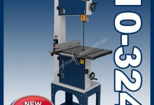 Bandsaw for timber & plastics 10-324